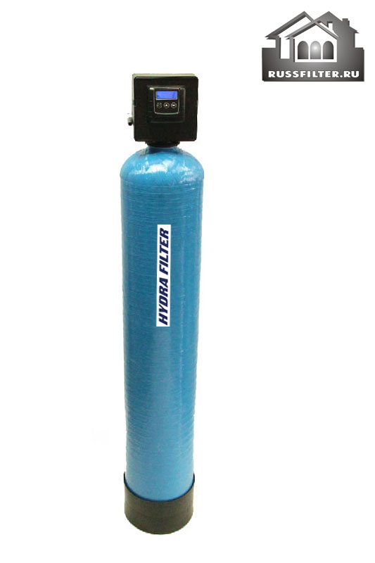 Автоматический сорбционный фильтр ECT-1 (периодическое действие)